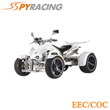eec 2 passengers four wheeler with Front and Rear Wheel Cover