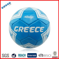 Machine Stitched mini rubber soccer ball on sale