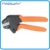 Mini Non-insulated Tabs Receptacles Strength-Saving Ratchet types of crimping tool