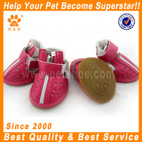 2014 hot selling JML luxury pet product pet dog shoes for summer