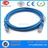 China High Quality utp Cat6 rj45 cable cat6 rj45 Spiral Cable