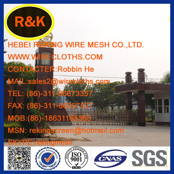 Stainless steel tensioner screen printing mesh