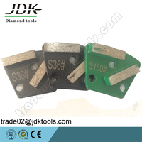 Diamond Metal Bond Concrete Grinding Pad