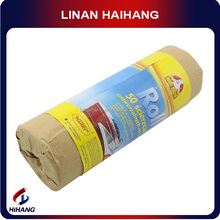 White plain strong bamboo water soluble nonwoven fabric