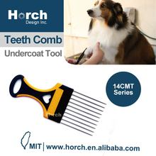 Dog Grooming Series Cleaning tool Beard Comb pet grooming comb