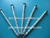 E.G smooth/groove/ring/annular shank Flooring Nails