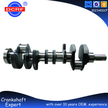 Supply Engine Spare Parts Daihatsu Crankshaft
