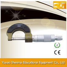 Educational equipment for school and lab Screw micrometer