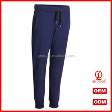custom your design gym jogging pants men wholesale plain 100% cotton sweatpants for men