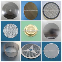 Metal ultra fine stainless steel coffee filter mesh/disc coffee filter
