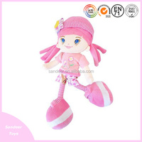 2016 New Style OEM soft ICTI soft plush fairy toy