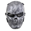 Tactical Full Face Mask With Metal