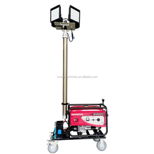 Good Quality Japan Honda 2.2KVA Mobile Light Tower Price
