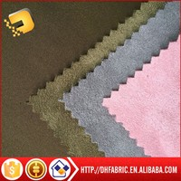 fashion 100% polyester warp knitting velboa fabric for sofa