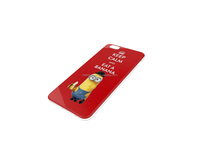 slim minion cell phone case production for iphone devices