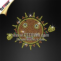 Mr. Sun wholesale bling custom stones for clothes decoration