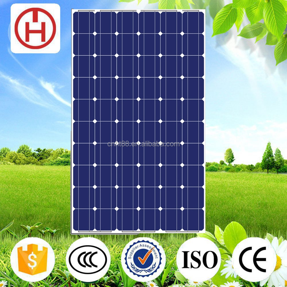 high efficiency cheap solar panel best price power per watt 12v 100w 250 watt solar panel price