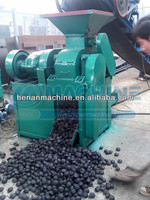 High production silver charcoal briquette making machine made in China