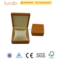 New products alibaba custom wood watch box