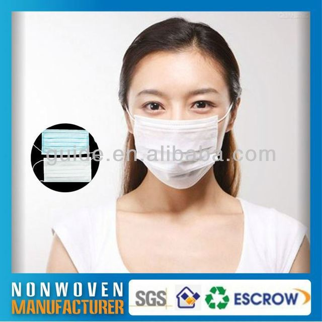 Face Mask For Allergies Wholesale Nonwoven Medical Mask