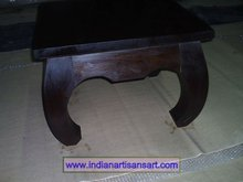 Wood Opium Coffee Table