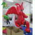 Funny PVC Inflatable Red Dragon Suit , Inflatable Guilmon Costume  For Sale
