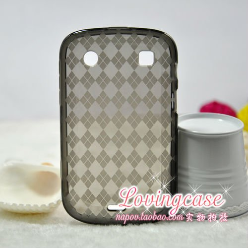 Napov - TPU skin gel best diamond case back cover for blackberry bold 9900 case cover
