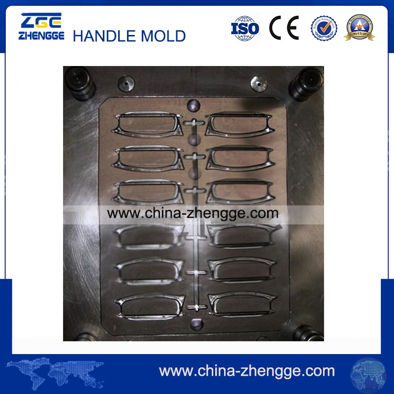Factory Provides Injection Mold Cap Holder Processing Plastic Handle