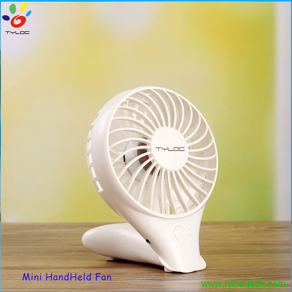 Cooling Design Portable Plastic Hand Fan for Home and Travel Wholesale