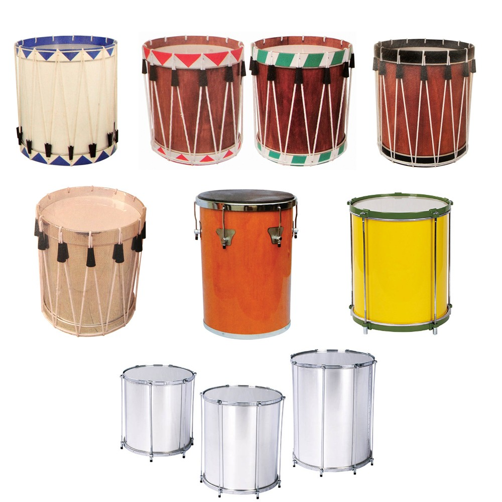 High quality samba drum/Percussion instruments