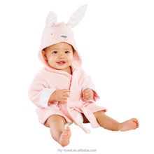 Good Quality Animal deisgn Baby Bathrobe
