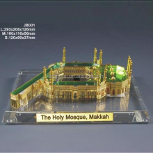 Religious design k9 crystal building islam mosque