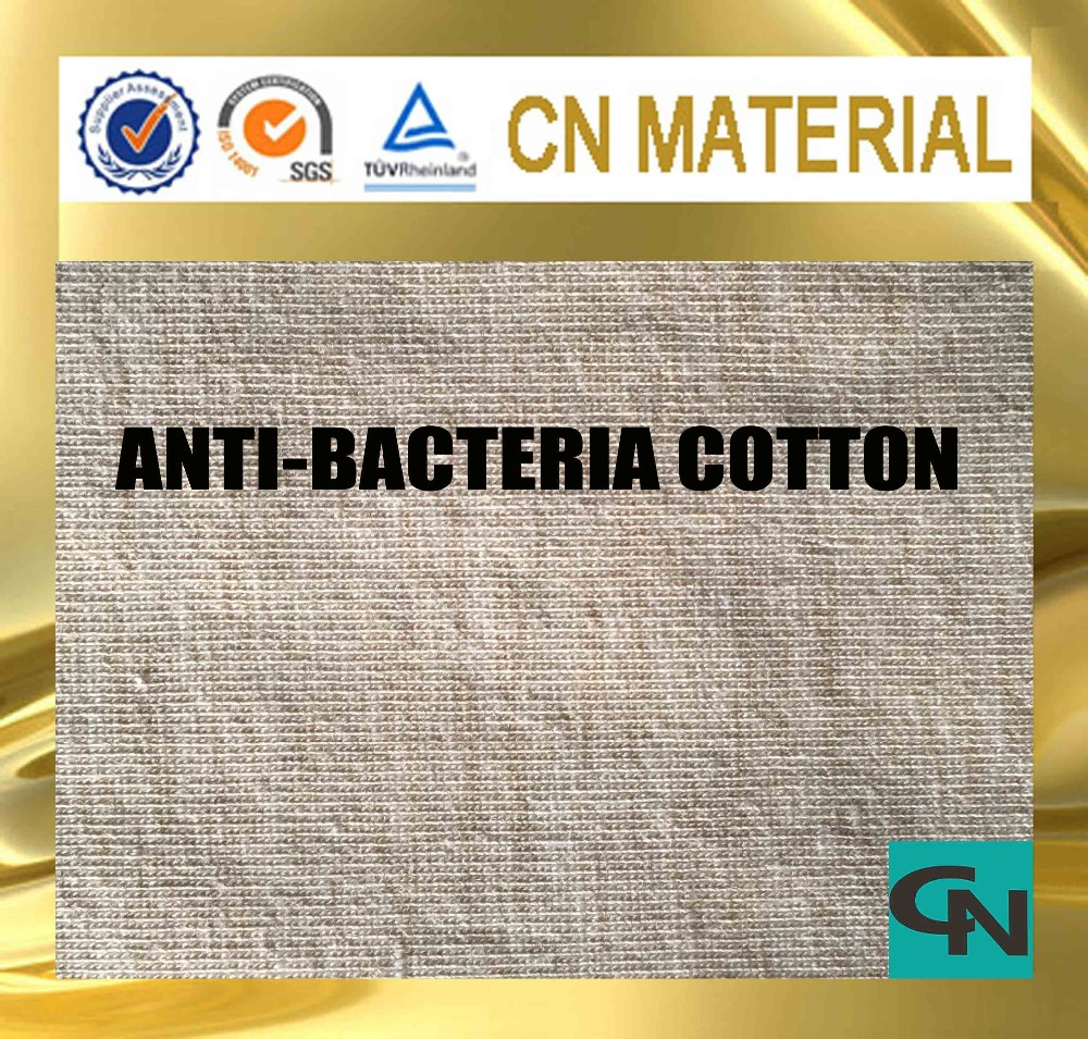 antibacterial silver fabric for underwear garments