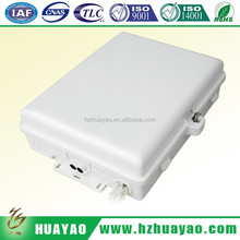 fhht fttx high quality outdoor indoor waterproof plastic 1:32 optical fiber cable distribution box