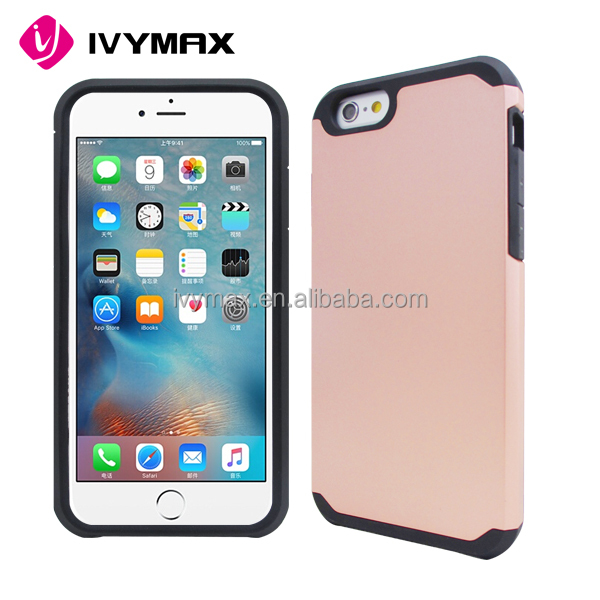 IVYMAX PHONE CASE FOR IPHONE 6S / 6 DUAL-LAYERED DESIGN CASE