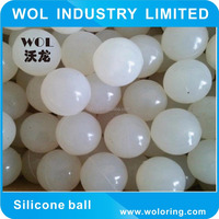 medical grade rubber solid ball