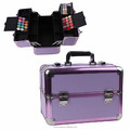 Stronger purple cosmetic case wholesale
