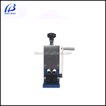 2014 Hot sale manual cable peeler / cable peeling machine copper wire stripping machine in cable making equipment