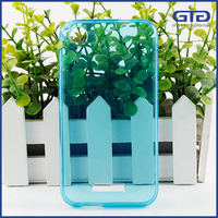 [GGIT] Clear Pure Color for HTC Design 320 TPU Mobile Case