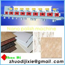 installing marble wall tile made by ceramic machine