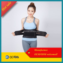 Men waist training belts waist protection lumbar back support belt