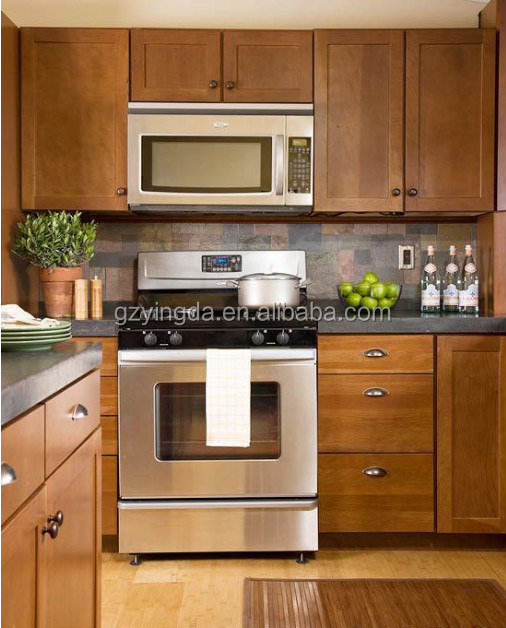 Hot sale china supplier kitchen cabinets design flat for Colores para gabinetes de cocina