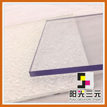transparent plastic corrugated sheet