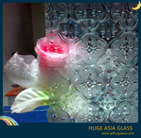 Figured Glass, Patterend Glass for Decorative Glass