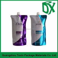 500ml best price wine bag with spout tap packaging bag