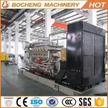 Chinese supplier Best heavy fuel oil diesel generator set for sale