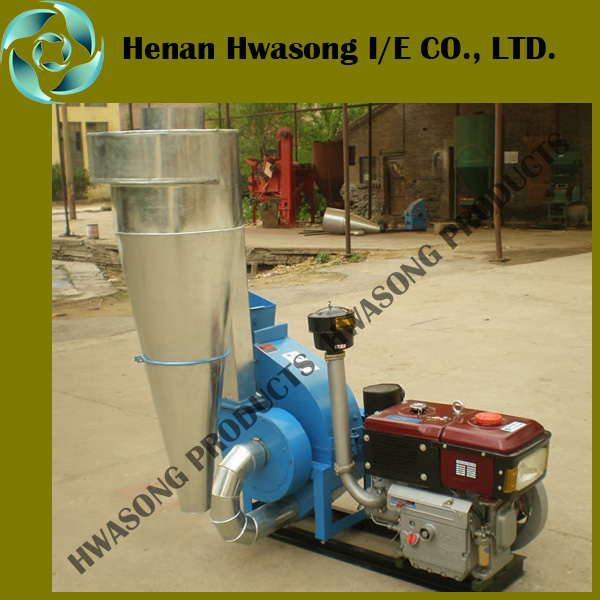 High speed rotating hammer corn mill for sale