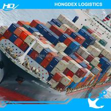 Shipping Agent in Guangzhou China 20GP/40GP/ 40HQ Shipping Container