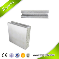 Cost saving sandwich wall panel hospital building