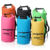 10L 20L outdoor floating waterproof dry sack, ocean pack dry bag